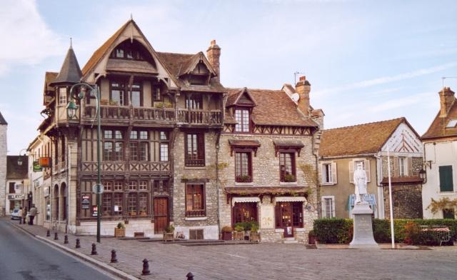 Moret sur loing journ es du patrimoine 15 et 16 09 - La porte de bourgogne moret sur loing ...