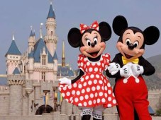 Disneyland-Paris-Mickey - Theme Park