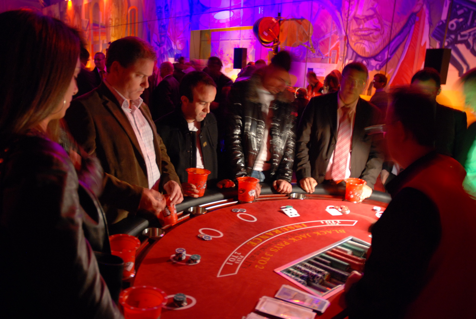 Team building casino bay mills mi casino