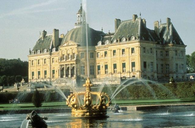 Kasteel van Vaux le Vicomte bezoeken